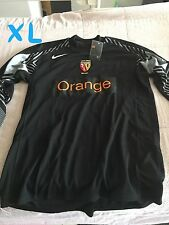 "Maillot de foot ""Gardien"" original et authentique RC Lens Saison 2006-2007"