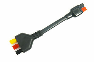 Powakaddy battery adapter-last 3 way plug'n' play ™ connector