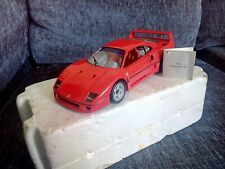 Franklin Mint Precision Model - 1989 Ferrari F40 Die Cast model 1:24 Scale