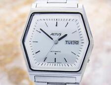 Seiko Actus 6309-513C Rare Mens Authentic 1970s Made In Japan Vintage Watch JR54