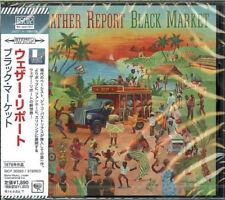 WEATHER REPORT-BLACK MARKET-JAPAN BLU-SPEC CD2 D73