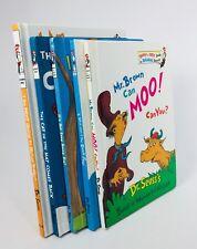 Dr. Seuss Books Lot Of 5 Hardcover Books