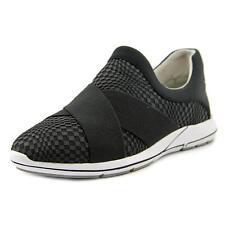 Aerosoles Race Track Women US 7 Black Fashion Sneakers