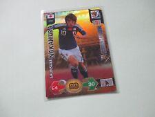 Panini Adrenalyn XL World Cup 2010 Shunsuke Nakamura Champion Card