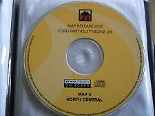 Navigation Cd Map 3 Oem 2002 Nav Ford North Central Navtech Expedition Navigator
