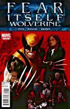 Fear Itself Wolverine #1 (NM) `11 Peck/ Boschi