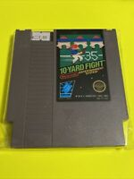 🔥100% WORKING NINTENDO NES CLASSIC Game Cartridge🔥RARE 3-SCREW🔥 10-YARD FIGHT