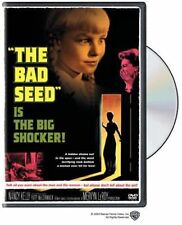 THE BAD SEED. Patty McCormack (1956). Region free. New sealed DVD.