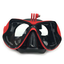 Underwater Diving Mask Goggles For GoPro Hero 5/4/3 Action Camera Scuba Snorkle