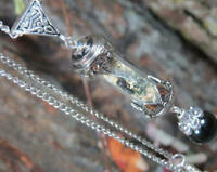 Witchcraft Protection Amulet Wiccan  Spell Jewelry, Protection Necklace Wicca,