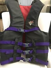 OBRIEN Adult Medium Life Jacket Type III PFD Ski Vest USCG