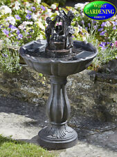 Tipping Pail Solar Water Feature- Smart Garden Products