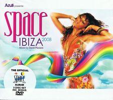 2CDs+DVD - SPACE Ibiza 2008 -- MARTIN SOLVEIG - Deadmau5 - Potbelleez