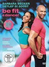 Be fit & dance! (Barbara Becker, Detlef D! Soost) (2013) - DVD - NEU&OVP