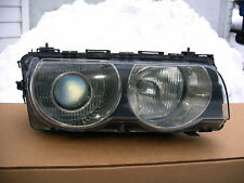 BMW 7 Series 99-01 Right Xenon Headlight Assembly 63128386958