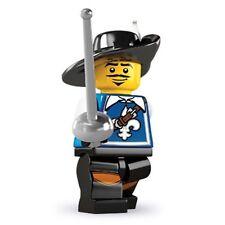 Lego #8804 Mini figure Series 4 MUSKETEER