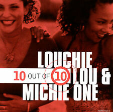 10 out of 10 [CD5/Cassette] [Single] by Louchie Lou & Michie One (Cassette, Oct-