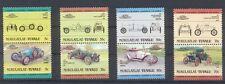 Nukulaelae - Tuvalu / Satz 1 Auto 100 Oldtimer Automobil Leaders of the World **