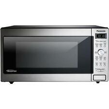 Panasonic NN-SD745S Stainless 1.6 cu. ft. Countertop/Built-In Microwave