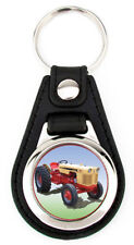 Case 430 Farm Tractor Richard Browne Artwork Keychain Key Fob -