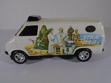 1977 KENNER--STAR WARS--GYRO POWERED WHITE VAN (LOOK)