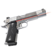 Crimson Trace Red Lasergrips for 1911 Full Size Pistols - LG-401