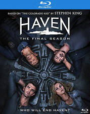 Haven: The Final Season [Blu-ray] New DVD! Ships Fast!