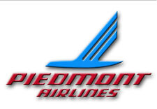 """Piedmont Airlines Logo 3.25""""x2.25"""" Collectibles Fridge Magnet (LM14155)"""