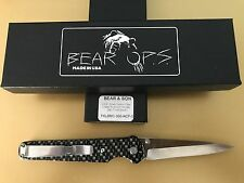 Bear And Son Stiletto Folding Knife