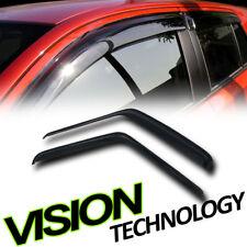 Rain/Wind Guard Vent Shade Deflector Window Visor 2P 80-96 Ford F150 F100 Pickup