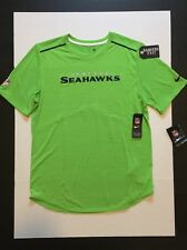 Nike NFL Seattle Seahawks OnField Dri-Fit Player Pro Training Top Mens Size L