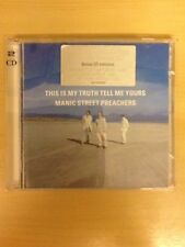 MANIC STREET PREACHERS-2CD FRENCH-THIS IS MY TRUTH TELL ME YOURS-1998 TOUR+LIVE
