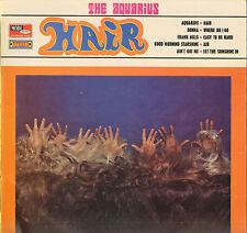 "THE AQUARIUS ""HAIR"" FREAKBEAT MOD JERK 60'S LP MODE SMDPY 9848"
