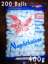 NAPHTHALENE BALLS / MOTH BALLS  / TOILETS / CUPBOARDS / BOOKS / CLOTHES