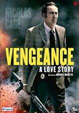 Vengeance - A Love Story DVD CG