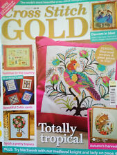 Cross stitch gold, magazine n°77