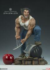 Sideshow Marvel X-Men Wolverine Logan Premium Format Figure Statue MISB In Stock