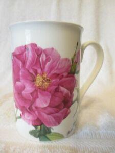 Royal Garden Staffs England Bone China Coffee Cup Roses Franefuntana Inermis