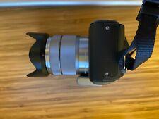 Sony Alpha NEX-3 14.2MP Digital Camera - Black (Kit w/ E 18-55mm Lens, 32g SD)