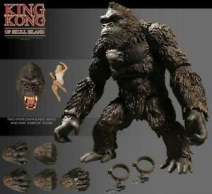 """King Kong of Skull Island 7"""" Action Figure - Mezco 32"""