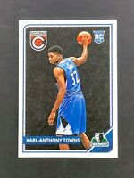2015-16 Complete Basketball Karl-Anthony Towns Rookie Card #303 Timberwolves