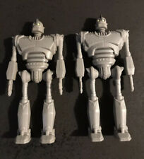 """Vintage 1999 4.25"""" Iron Giant Lot Rare Vhs Promo Toy Action Figure Vhs 90s"""