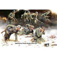 GERMAN PANZERGRENADIERS 7 FIG WWII 1/35 MASTER BOX 3518 DE