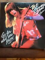 Pat Travers Band Live, Go For What You Know, Polydor, PD-1- 6202, EX-VG+, 1979