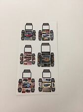 1/24, 1/25 Model Car Mini Kit Boxes, Revell,amt,lowrider,custom,Diorama, Details