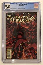 Amazing Spider-Man #v2 #42 CGC 9.8 J. Michael Straczynski JOHN ROMITA JR. 2002