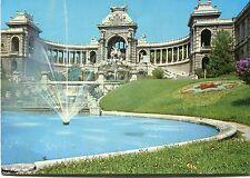 Alte Postkarte - Marseille - Le Palais Longchamp