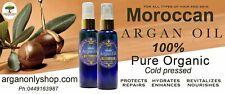 Moroccan Argan Oil. 100% Pure Organic. Cold Pressed. 50 ml