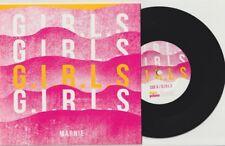 "Marnie G.I.R.L.S ""45 LP Record Ladytron Girls Single"