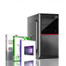 Workstation PC Intel Core I5 4x3.5GHz 8GB DDR4 500GB Intel HD 630 Windows 10 Pro